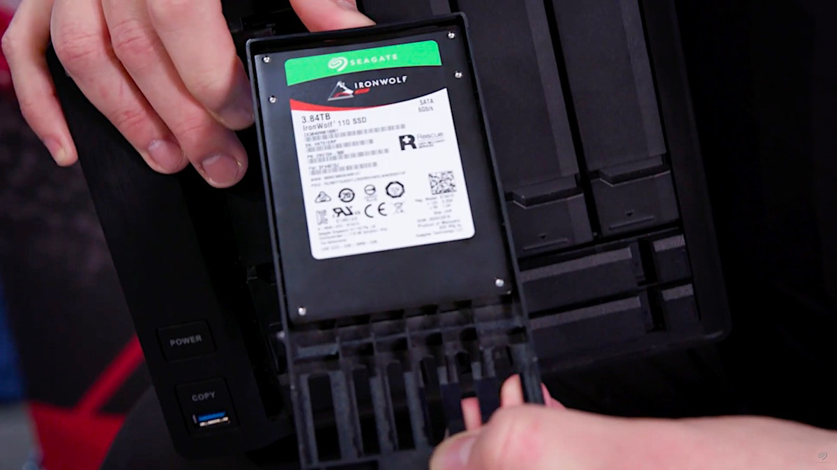 Why Are NAS Makers Using More SSDs?