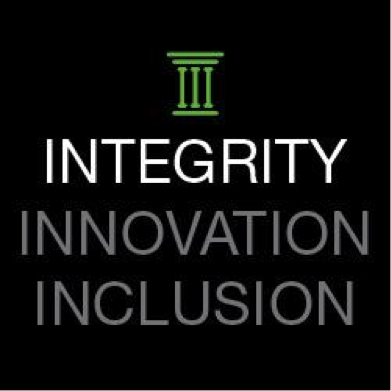 Seagate key value pillars — Integrity Innovation Inclusion