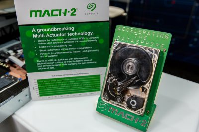 MACH.2 dual actuator HDD purpose and capabilities