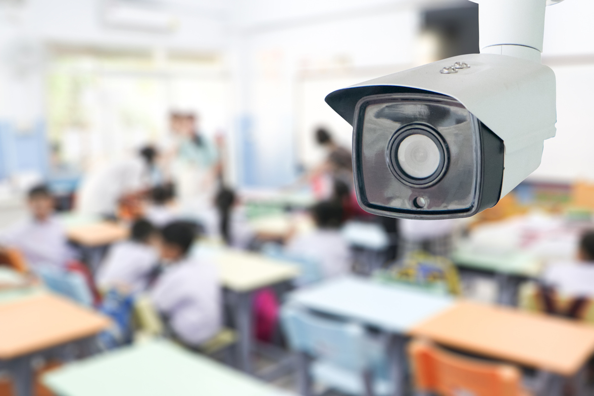 How Schools Use Smart Cameras and Data to Prevent Crime and Plan Intelligently