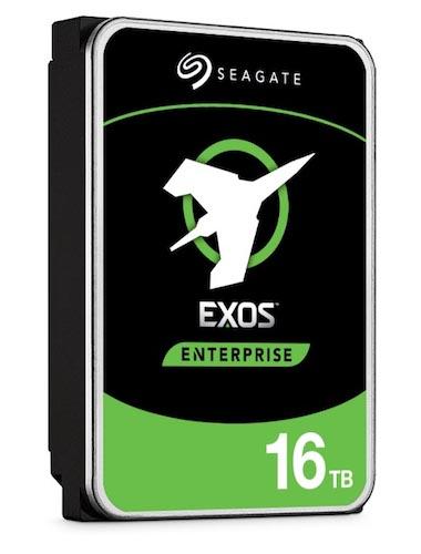 16TB Seagate Exos X16