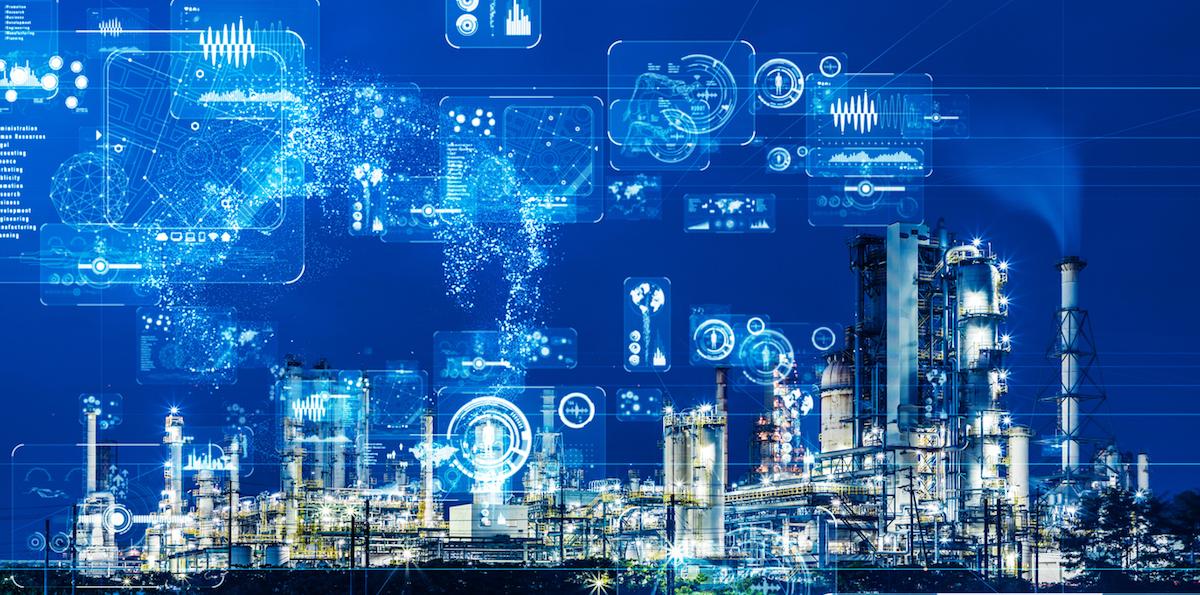 Edge data for smart factory