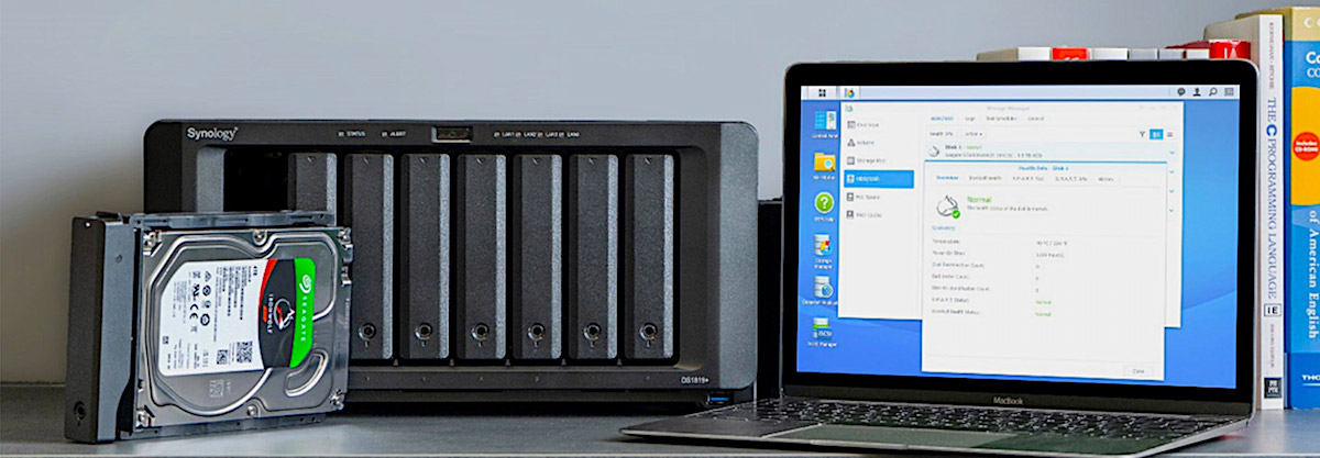 Why Should You Choose NAS Hard Drives, Not PC Drives, for Your NAS?