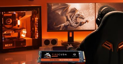Seagate FireCuda 510 SSD for PC Gaming