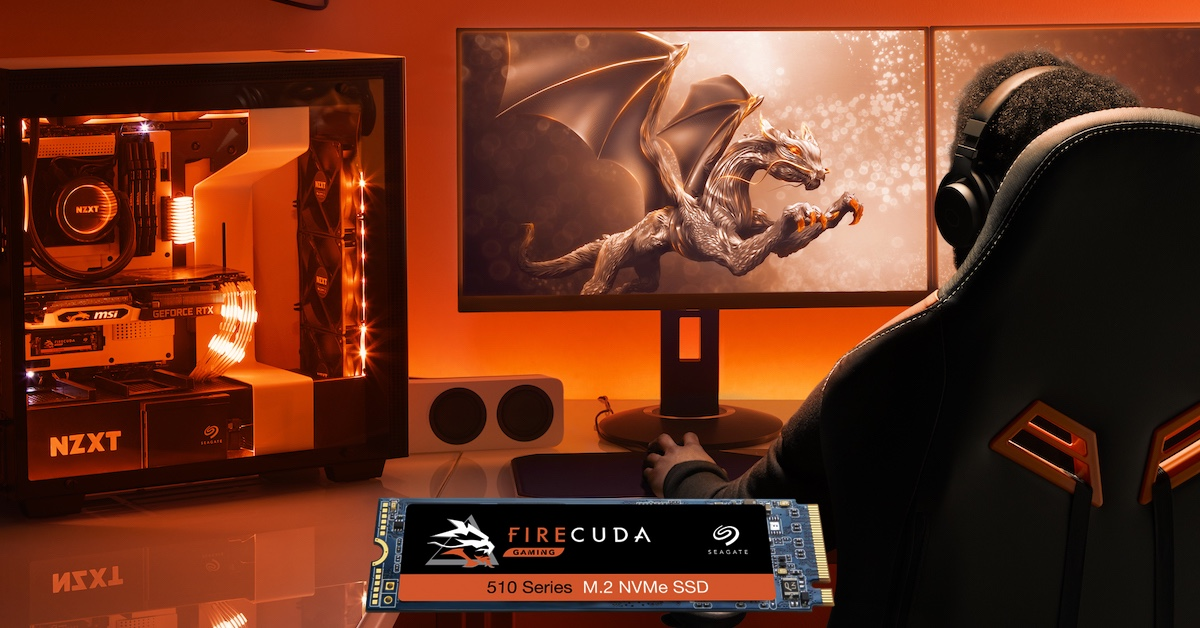 What's the Fastest SSD for Gaming? FireCuda Wins PC Mag Editors' Choice Award