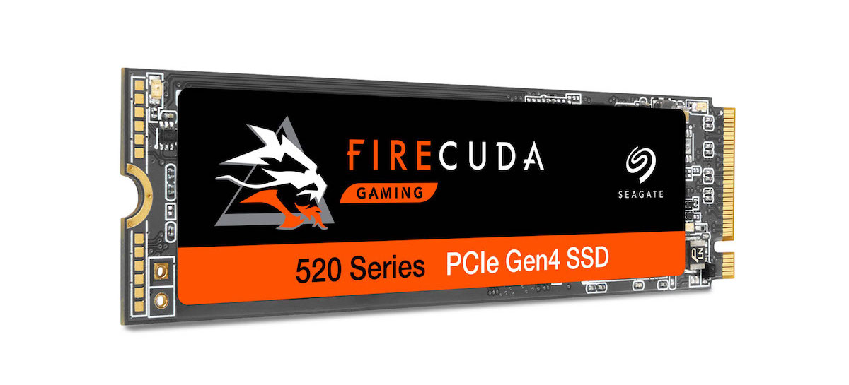 Torch The Competition With New FireCuda 520 SSD and FireCuda Gaming Dock