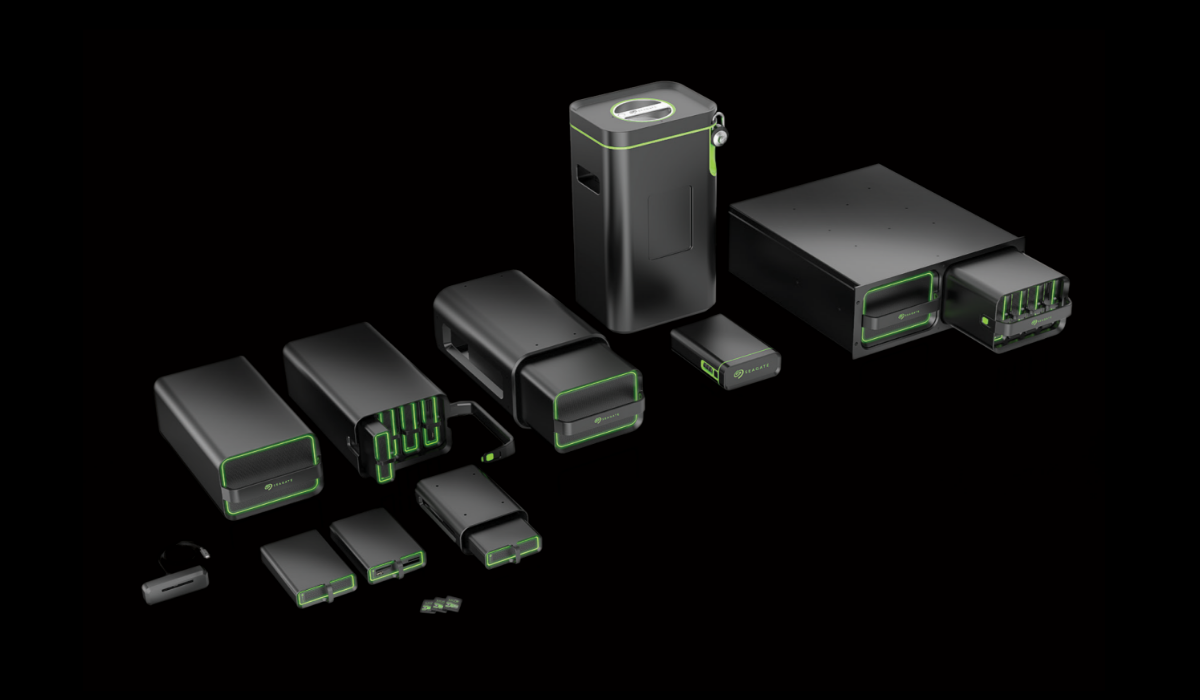 CES 2020: Seagate Activates the Datasphere with New IT Infrastructure Solutions