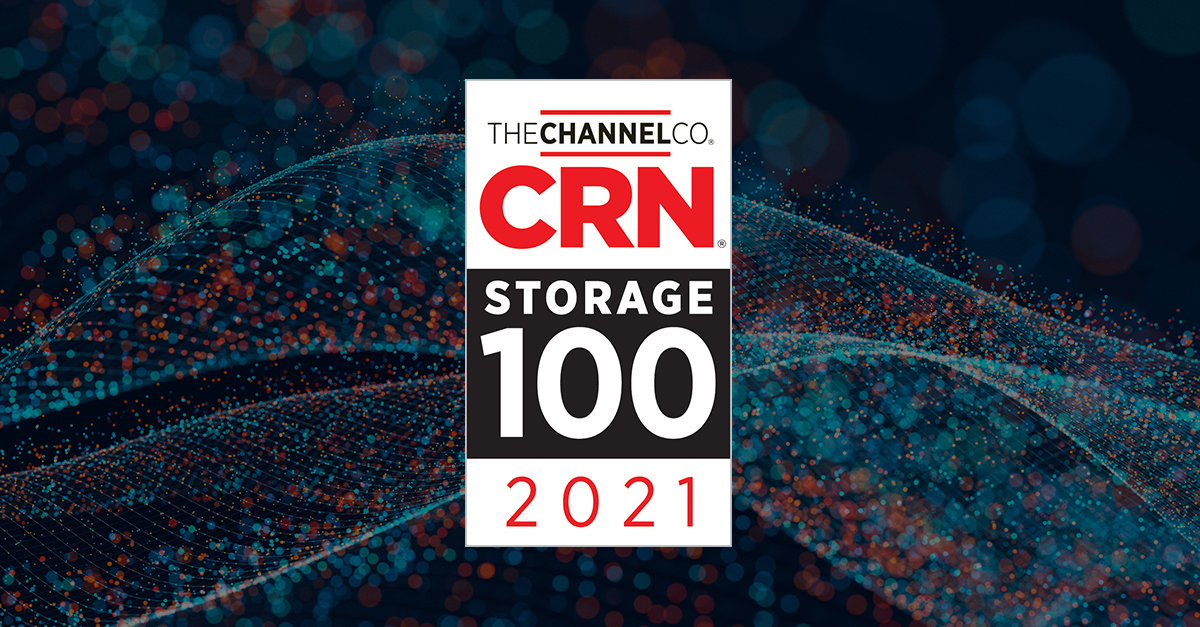 Seagate Featured on the 2021 CRN Storage 100 List