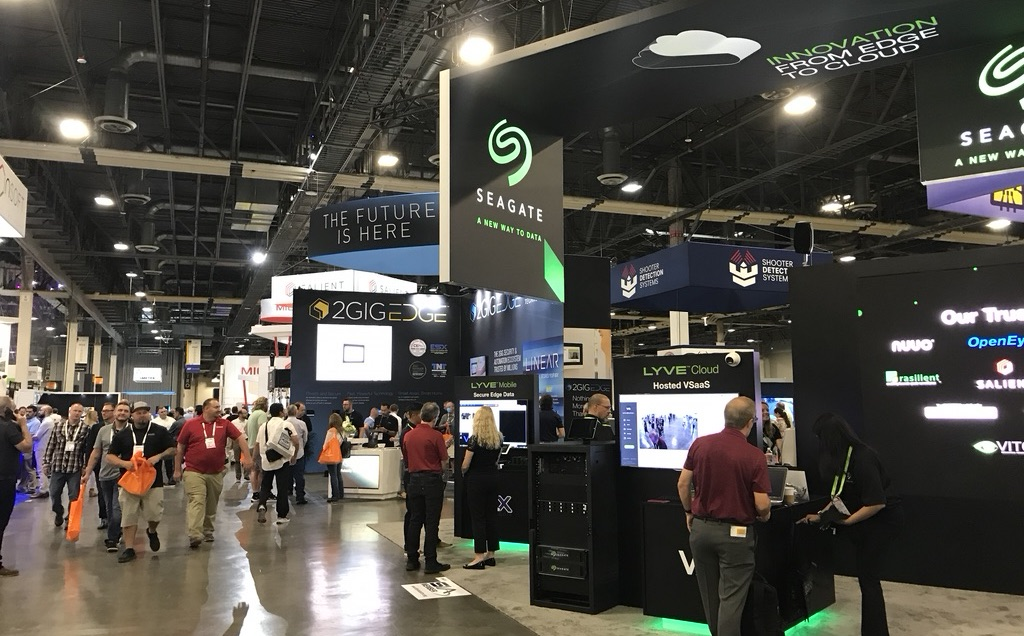 Innovation from Edge to Cloud: Seagate Highlights its Portfolio at ISC West 2021